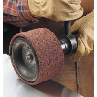 3M™ Abrasive Scotch-Brite™ Surface Conditioning Belts - Scotch-Brite Surface Conditioning Belts, 3 in x 10 11/16 in, Coarse, Brown - 405-048011-05820 - 3M