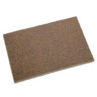 3M™ Commercial Scotch-Brite™ Heavy Duty Hand Pads - Scotch-Brite Heavy Duty Hand Pad, 6 in x 9 in, Tan - 405-048011-65055 - 3M