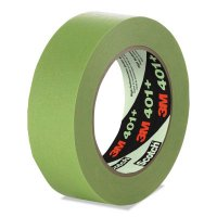 3M™ Industrial High Performance Masking Tapes 401+ - High Performance Masking Tapes 401+, 72 mm x 55 m - 405-051115-64764 - 3M