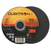 3M™ Abrasive Flap Wheel Abrasives - Flap Wheel Abrasives, .045 in Thick, 60 Grit, 13,300 rpm - 405-051115-66525 - 3M
