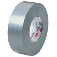 3M™ Commercial Extra Heavy Duty Duct Tape - Extra Heavy Duty Duct Tape, Silver, 1.88 in x 60 yd x 10.7 mil - 405-051131-06969 - 3M