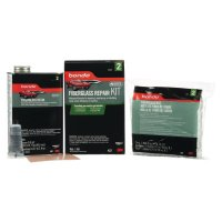 3M™ Brand Bondo® Fiberglass Repair Kits - Bondo Fiberglass Repair Kit, 1 qt, Amber Brown - 405-076308-00422 - 3M