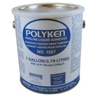Polyken® Pipeline Primers - Pipeline Primers, 1 Gallon Can, Black, Naptha - 406-1086265 - Berry Global