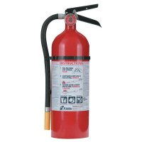 Kidde FC340M-VB Fire Control Extinguisher - ABC Type - FC340M-VB Fire Control Extinguisher - ABC Type, 5.5 lb Cap. Wt. - 408-466425 - Kidde