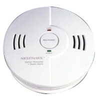 Kidde Combination Carbon Monoxide & Smoke Alarms - Combination Carbon Monoxide/Smoke Alarms, Ionization; Fuel Cell - Kidde - 408-900-0102-02