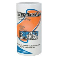 WypAll* L40 Towels - WypAll L40 Wipers, White, 70 per roll - 412-05027 - Kimberly-Clark Professional