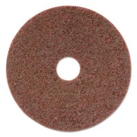 CGW Abrasives Surface Conditioning Discs, Hook & Loop with Arbor Hole - Surface Conditioning Disc, Hook & Loop w/ Arbor Hole, 4 1/2 in, 12,000 rpm, Gold - 421-70029 - CGW Abrasives
