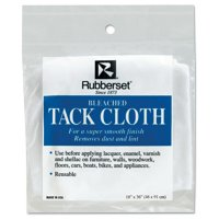 Rubberset® Tack Cloths - Clear 18 in X 36 in Tack Cloth - 425-115829000 - Krylon® Industrial