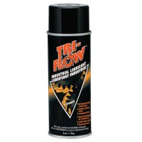 Tri-Flow® Industrial Lubricants - Industrial Lubricants, 6 oz, Aerosol Can - 425-TF200251 - Krylon® Industrial