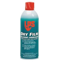 LPS® Dry Film Silicone Lubricants - Dry Film Silicone Lubricants, 16 oz Aerosol Can - 428-01616 - ITW Pro Brands