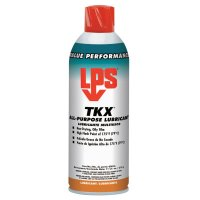 LPS® TKX® All-Purpose Penetrant Lubricants and Protectants - TKX All-Purpose Penetrant Lubricants and Protectants, 11 oz, Aerosol Can - 428-02016 - ITW Pro Brands
