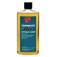 LPS® Tapmatic® #1 Gold Cutting Fluids - Tapmatic #1 Gold Cutting Fluids, 16 fl oz, Bottle - ITW Pro Brands - 428-40320