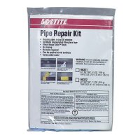 Loctite® Pipe Repair Kits - Pipe Repair Kits, 12 ft X 4 in White Tape, Epoxy stick, Gloves - Loctite - 442-269078