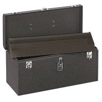 """Kennedy 20"""" Professional Tool Boxes - 20"""" Professional Tool Box, Brown - Kennedy - 444-K20B"""