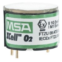 MSA XCell™ O2 Sensor Replacement Kit - XCell O2 Sensor Replacement Kit, with Alarms - MSA - 454-10106729