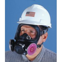 MSA Ultra-Twin® Respirators - Ultra-Twin® Respirators, Large, Silicone - 454-480267 - MSA