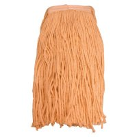 Magnolia Brush Brush Mop Head - Brush Mop Head, Regular, 24 oz, 4 Ply Cotton Yarn - Magnolia Brush - 455-4724