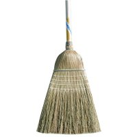 Magnolia Brush Warehouse Corn Brooms - Warehouse Corn Brooms, 19 in Trim L, Broom Corn; Fiber - 455-5036-BUNDLED - Magnolia Brush