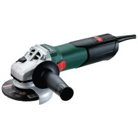 "Metabo 4 1/2 in Angle Grinders - 900 Watt 4 1/2"" Angle Grinders, 8.5 A, 10,500 rpm, Lock-on Slide Switch - 469-W9-115 - Metabo"