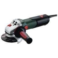"Metabo 4 1/2 in Angle Grinders - 900 Watt 4 1/2"" Angle Grinders, 8.5 A, 10,500 rpm, Sliding Switch w/Lock - 469-W9-115Q - Metabo"