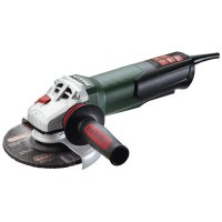 "Metabo 6"" Angle Grinders - 6"" Angle Grinders, 13.5 A, 9,600 rpm, Paddle Switch, Non-Locking - 469-WEP15-150Q - Metabo"