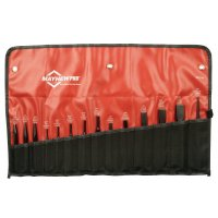 Mayhew™ Tools 14 Pc. Punch & Chisel Kits - 14 Pc. Punch & Chisel Kits, Pointed/Round, English - 479-61044 - Mayhew™
