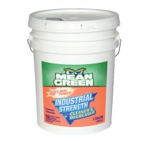 Mean Green Industrial Strength Cleaners & Degreasers - Industrial Strength Cleaners & Degreasers, 5 gal Pail - 483-106 - CR Brands
