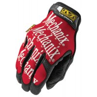 Mechanix Wear® Original Gloves - Original Gloves, Red, Large - 484-MG-02-010 - MECHANIX WEAR, INC