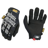 Original Gloves, Black, Large - 484-MG-05-010 - MECHANIX WEAR, INC