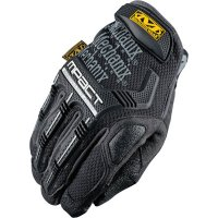 Mechanix Wear® M-Pact Gloves - M-Pact Gloves, Black, Large - 484-MPT-58-010 - MECHANIX WEAR, INC