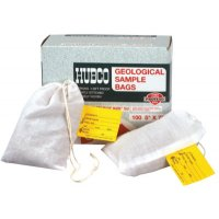 Hubco Geological Sample Bags and Parts Bags - Geological Sample Bags and Parts Bags, 5 in x 7 in - 485-5X7 - Hubco