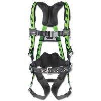 Honeywell Miller Univ AirCore™ Harnesses - Univ AirCore construction harness w/ QC buckles - Honeywell - 493-AC-QC-BDP/UGN