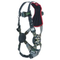 Honeywell Miller Revolution® Arc-Rated Full Body Harnesses - Revolution® Arc-Rated Full Body Harness, D-Ring, Universal, Quick Connect - Honeywell - 493-RKNAR-QC/UBK