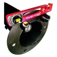 Flange Wizard® Two Hole Pins - Two Hole Pins, 1/2 in - 1 15/16 in, Large Threaded - 496-42050-TL - Flange Wizard®