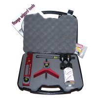 Flange Wizard® Pipe Magician's Cases - Pipe Magician's Cases, 1/2 in - 1 7/16 in, Two Hole - 496-8905 - Flange Wizard®