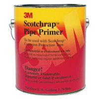 3M™ Electrical Scotchrap™ Pipe Primers - Scotchrap Pipe Primers, 1 Gallon , Black - 500-42768 - 3M