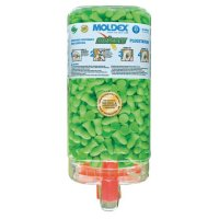 Moldex Meteors™ Earplugs - Meteors Earplugs, Foam, Bright Green, Uncorded - 507-6875 - Moldex