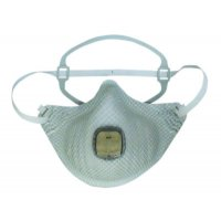 Moldex EZ-ON® N95 Particulate Respirators - EZ-ON N95 Particulate Respirators, Single Strap, Non-oil Vapor, M/L, 10/bag - 507-EZ23 - Moldex