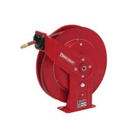 Reelcraft Air/Water Hose Reels - Air/Water Hose Reels, 1/2 in x 50 ft - 523-7850OLP - Reelcraft