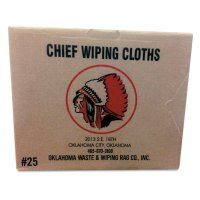 Oklahoma Waste & Wiping Rag Knit T-Shirt Polo Cotton Wiping Rags - Knit T-Shirt Polo Cotton Wiping Rags, White, 50 lb Box - 552-101-50 - Oklahoma Waste & Wiping Rag