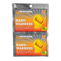 OccuNomix Hot Rods Hand and Foot Warmers - Hot Rods Hand and Foot Warmers, Hand Pad, White - 561-1100-10R - OccuNomix