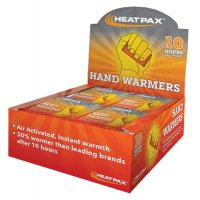 OccuNomix Hot Rods Hand and Foot Warmers - Hot Rods Hand Pad, 4.2 in x 1.9 in, White - 561-1100-80D - OccuNomix