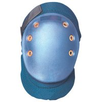 OccuNomix Flexible PVC Large Cap - Flexible PVC Large Cap, Adjustable Hook and Loop, Blue - 561-126 - OccuNomix