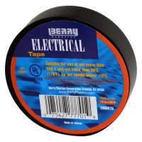 Nashua® Electrical Tapes - Electrical Tapes, 60 ft x 3/4 in, Black - 573-1088276 - Berry Global