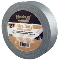 Nashua® Premium Duct Tapes - Premium Duct Tapes, Silver, 48 mm x 55 m x 13 mil - 573-1086141 - Berry Global