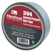 Nashua® Multi-Purpose Duct Tapes - Multi-Purpose Duct Tapes, Silver, 2 in x 60 yd x 8.5 mil - 573-1086769 - Berry Global