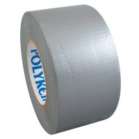 Polyken® General Purpose Duct Tapes - General Purpose Duct Tapes, Silver, 3 in x 60 yd x 9 mil - 573-1086556 - Berry Global