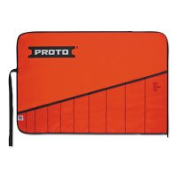 Proto® 10-Pocket Tool Rolls - 10-Pocket Tool Roll, Canvas, Red - Stanley® Products - 577-25TR05C