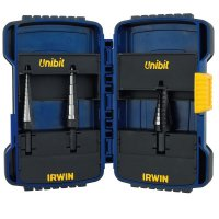 Irwin Unibit® Step Drill Sets - Step Drill Sets, HSS #1-#3 - Stanley® Products - 585-10502