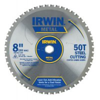 Irwin® Metal Cutting Blades - Metal Cutting Blades, 8 in, 50 Teeth - 585-4935557 - Stanley® Products